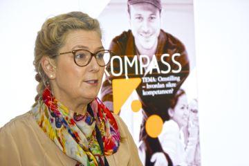 Kompetanse Norge-direktør Gina Lund.