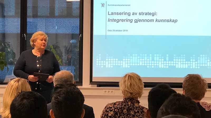 9571b88a La fram den nye integreringsstrategien - Kompetanse Norge